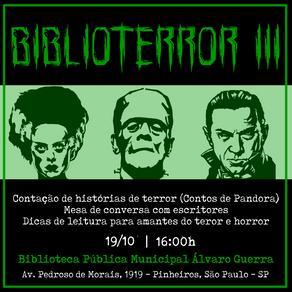 BIBLIOTERROR III