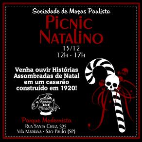 PicNic Natalino da Sociedade de Moças Paulista
