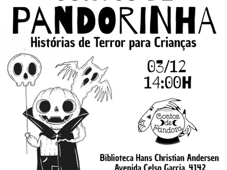 Contos de Pandorinha: Histórias de Terror para Crianças