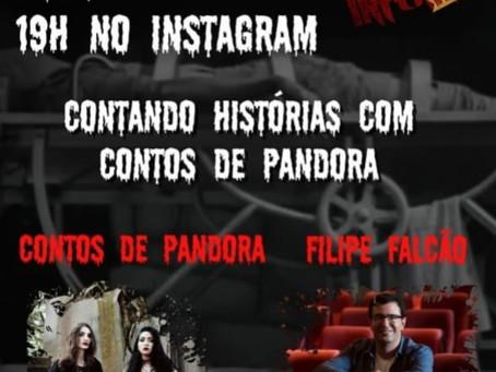 Live: Contos de Pandora e Boca do Inferno