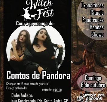 Witch Fest - O Festival de Halloween