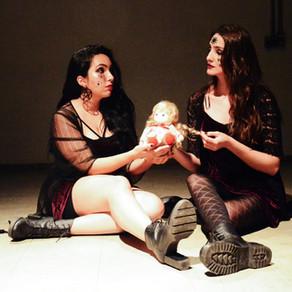 """Creepypastas"": Performance do Contos de Pandora nas Satyrianas 2019"