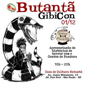 Contos de Pandora na Butantã GibiCon