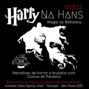 Harry Na Hans - Magia na Biblioteca