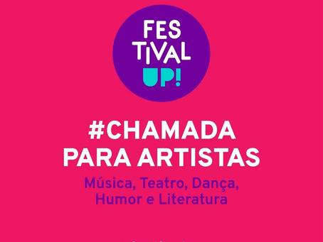 Contos de Pandora no Festival UP!