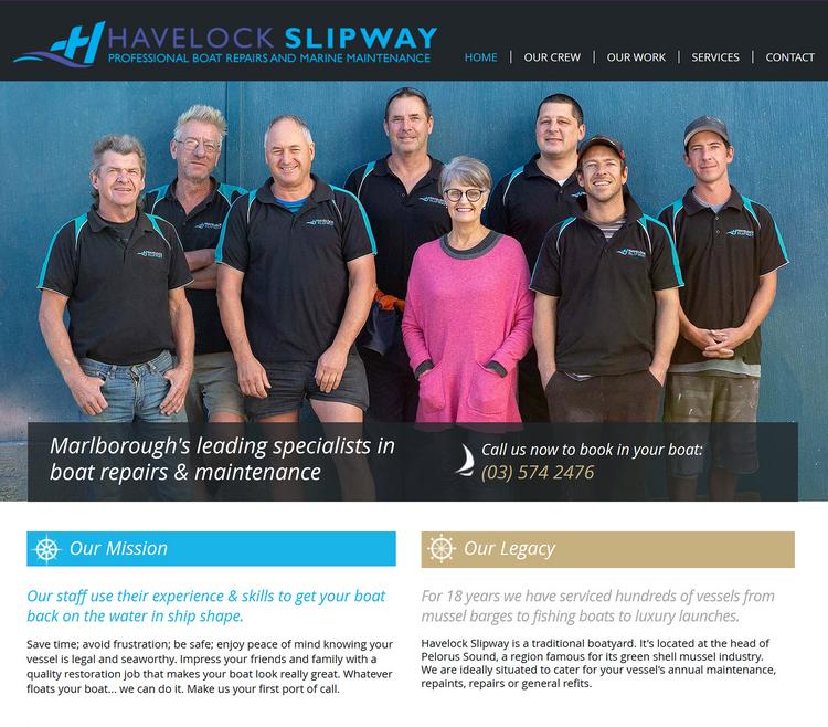 Havelock Slipway