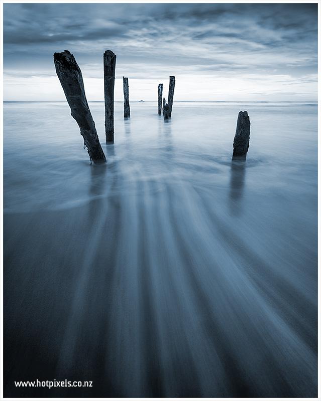 St Clair Pier | Melanchromy