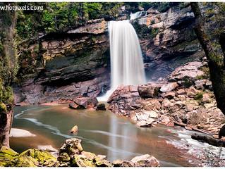 Charming Cascade | Mangatini Falls
