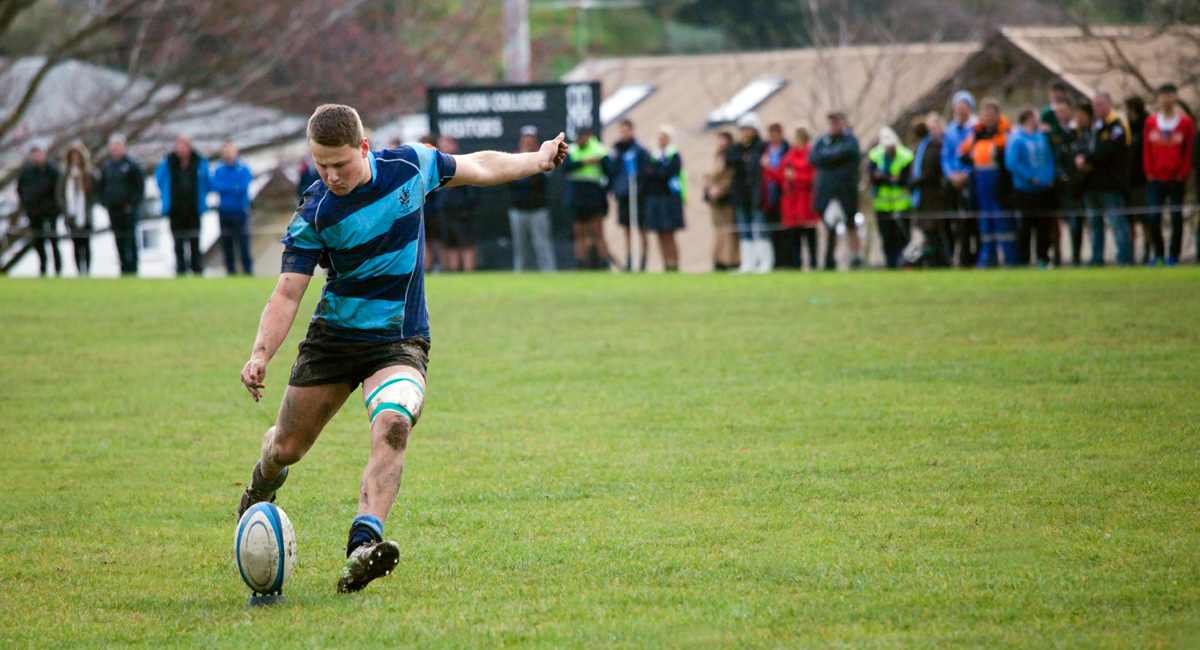 Nelson College Rugby