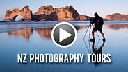 New Zealand photography tours