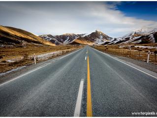 Portal into Otago | Lindis Pass