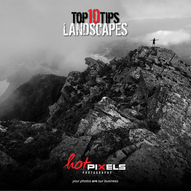 Free E-Book Landscapes by Ray Salisbury of Hot Pixels Photography
