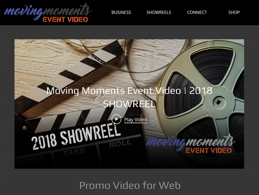 Moving Moments video