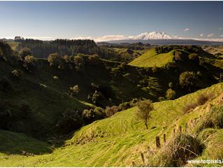 Volcanic View | Mount Ruapehu
