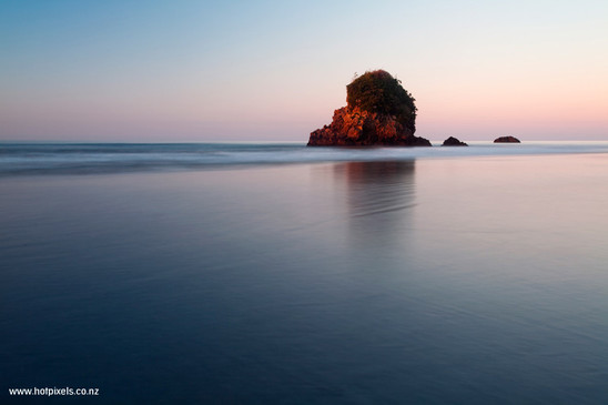 Chair Island, Granity, West Coast