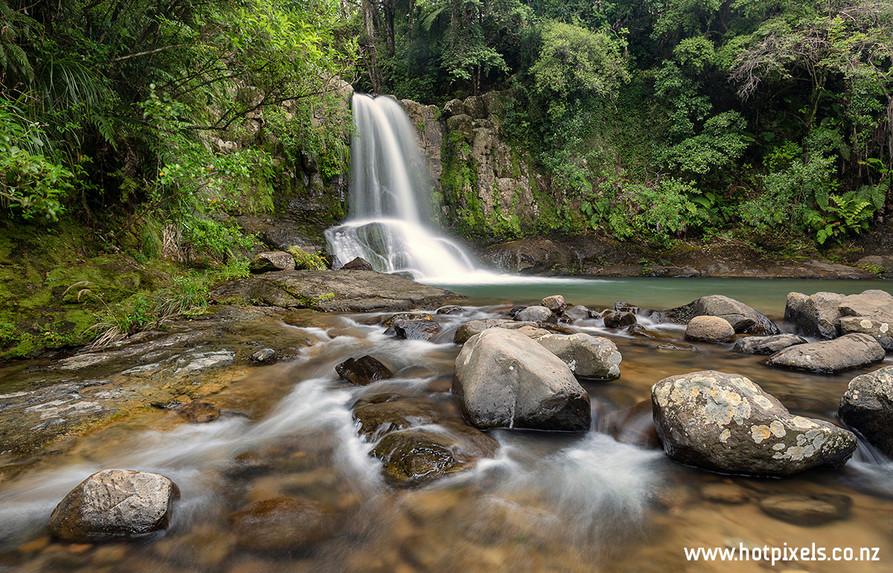 Waiau Falls, Coromandel