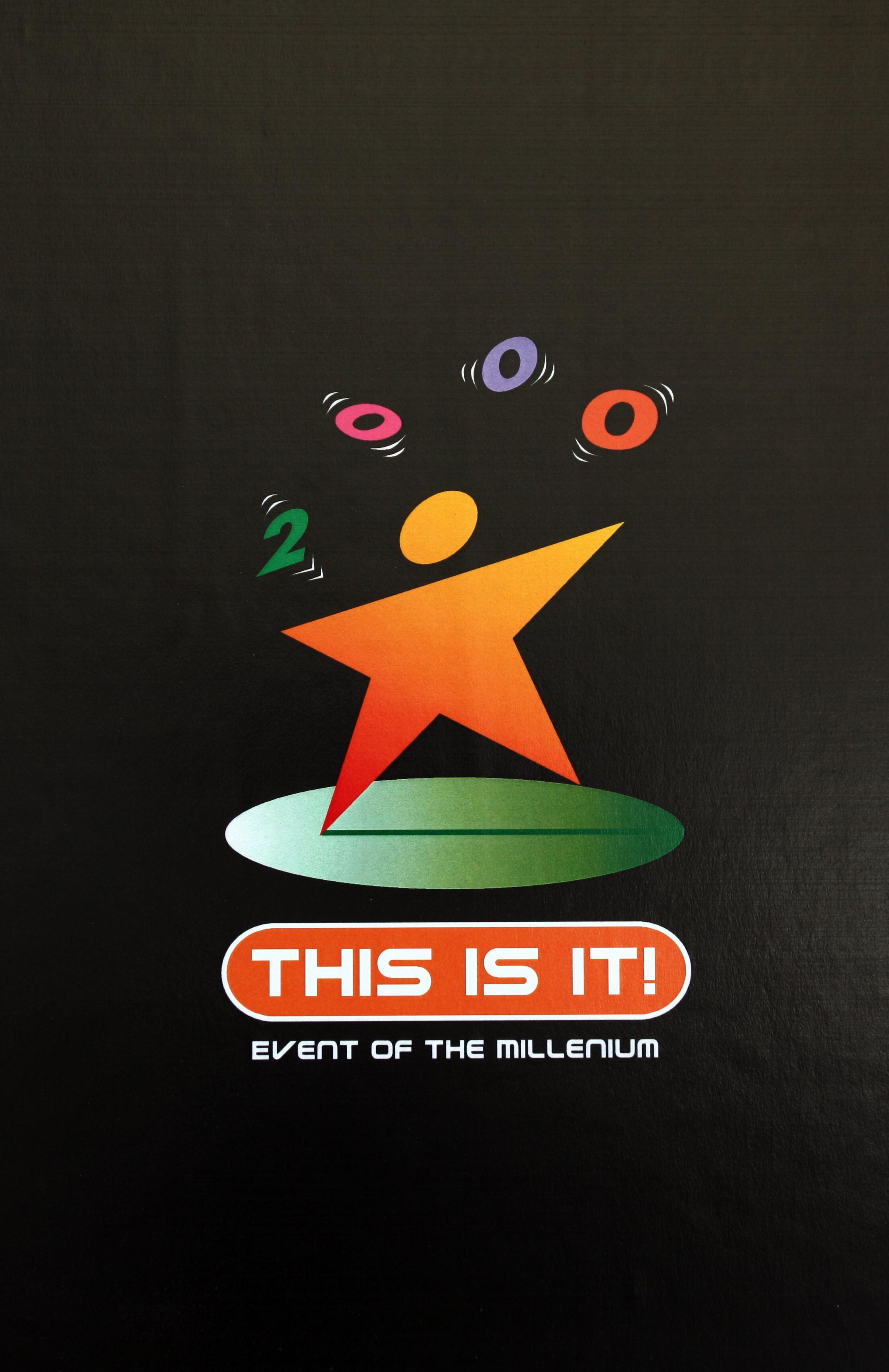 Millennium Party Logo