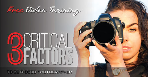 free video training, photography lesson, photography tutorial, photography course
