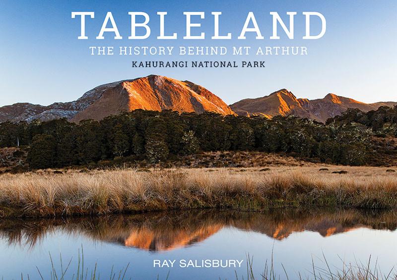 TABLELAND book cover design