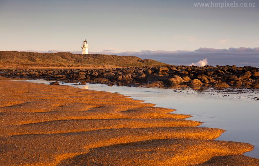 Waipapa Pt lighthouse, Southland