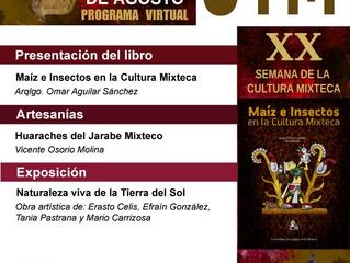 Semana de la cultura Mixteca