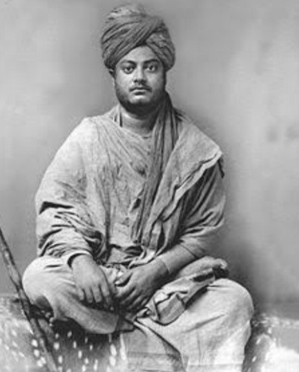 Swami Vivekanda (Photo courtesy: Wikipedia)