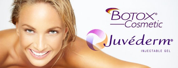 Botox Cosmetic & Juvederm injectable gel add / Joya gynecology & obstetrics