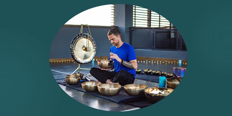 Sound Bowls Session for Men