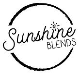 93429 Sunshine Blends - Kombucha Labels