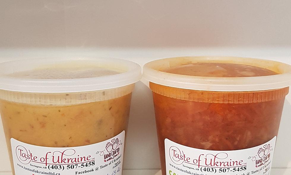 Frozen Soup 4 for $30
