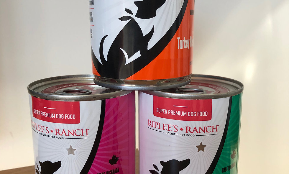 Canned Dog Food (6 cans 354 g)