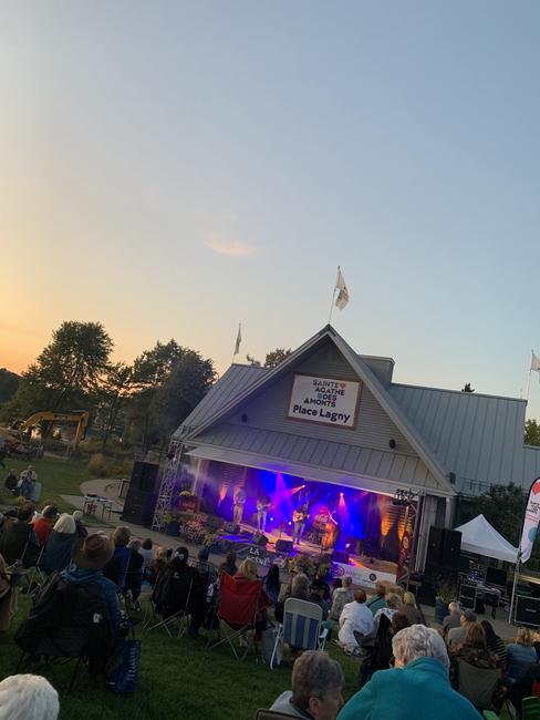 Festival Country de St-Agathe-des-monts 2019