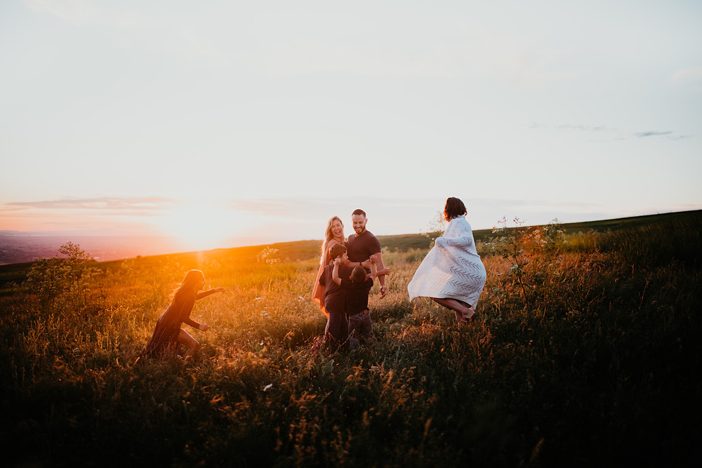 Lifestyle Family Photographer Oregon