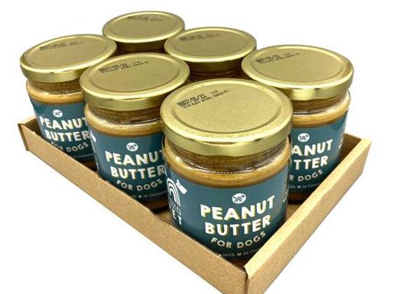 Cornish Peanut Butter for Dogs (per 250g jar)
