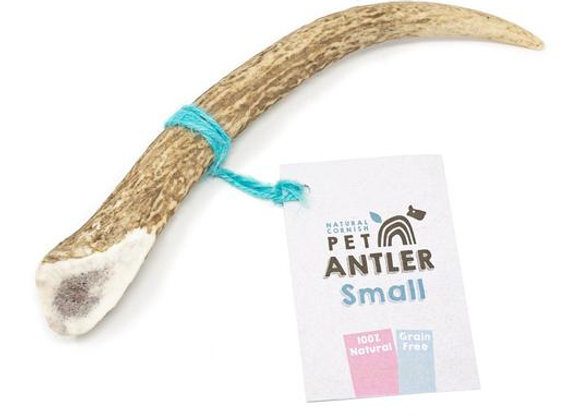 Natural Antlers For Dogs - Small