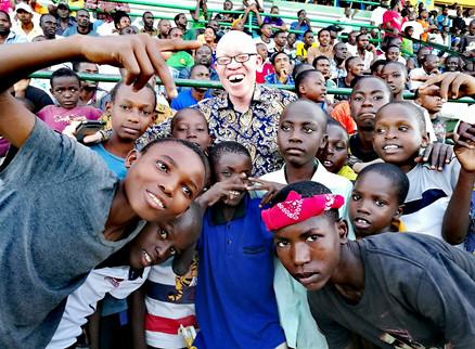 Stop killing albino's