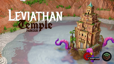 Leviathan Temple ParkouR Map