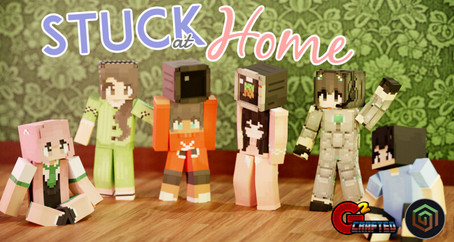 Stuck at Home Skin Pack