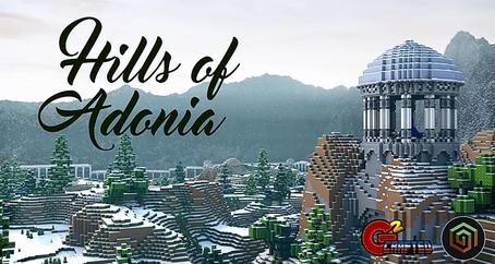Hills of Adonia Map