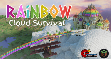 Rainbow Cloud Survival