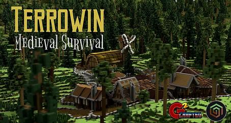 Terrowin Medieval Survival Map