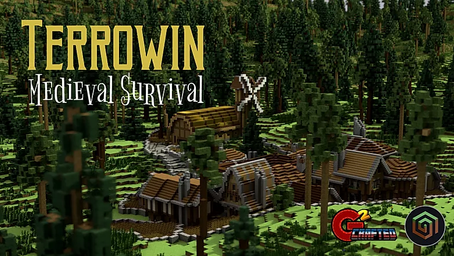 Terrowin Medieval Survival Map