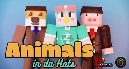 Animals in da Hats
