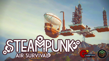 Steampunk Air Survival
