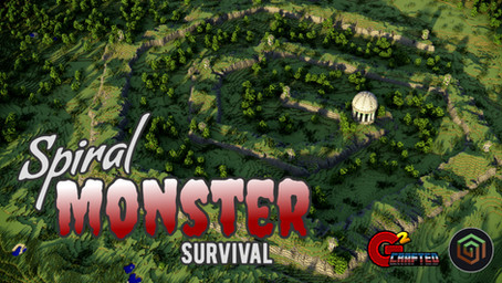 Spiral Monster Survival