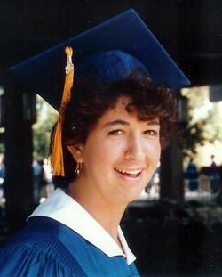 Lisa College Graduation