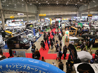 「ジャパンキャンピングカーショー2020」ステージトークショー出演