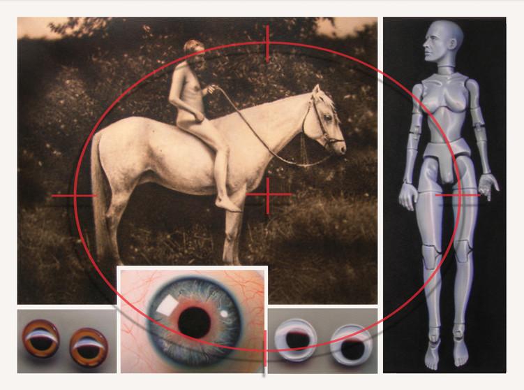 Figure Study #2 (Mr. Eakins w/ Billy), 2005