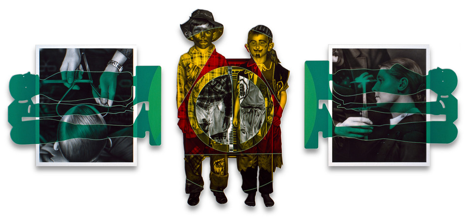 Civil Defense Triptych, Civil Defense Triptych, 1990