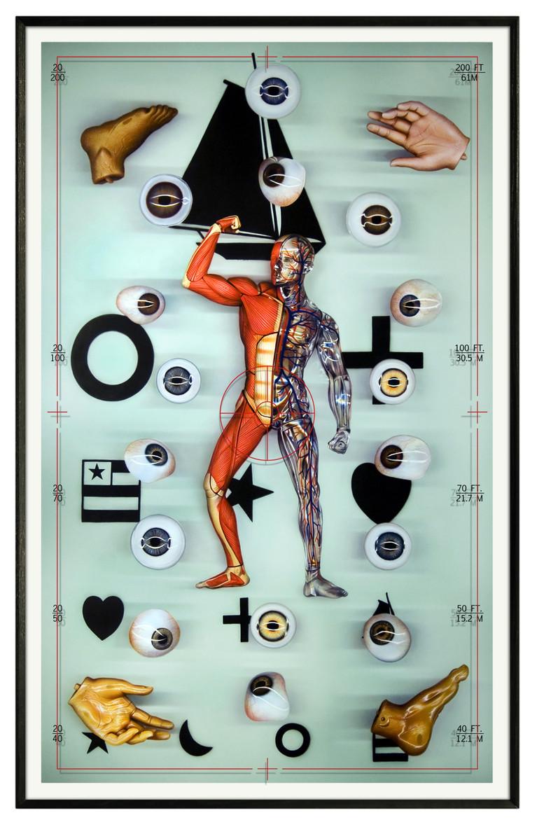 Seeing Visible Man: Vanitus, 2009